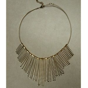 Gold Accent Necklace